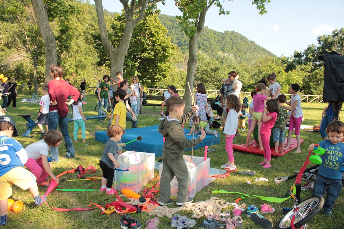Musica, corpo, teatro, circo e creatività: tutti i corsi dell'autunno a Spazio Eco.