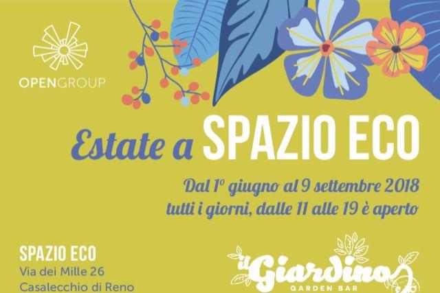 Spazio Eco inaugura la nuova stagione estiva!