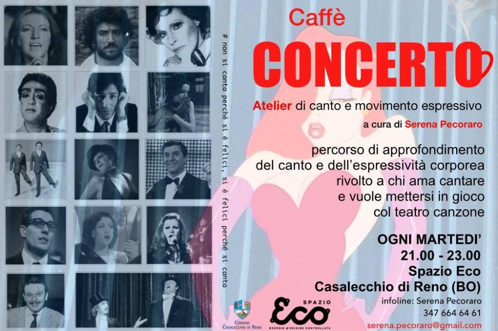 Caffè Concerto. Il laboratorio di canto a Spazio Eco