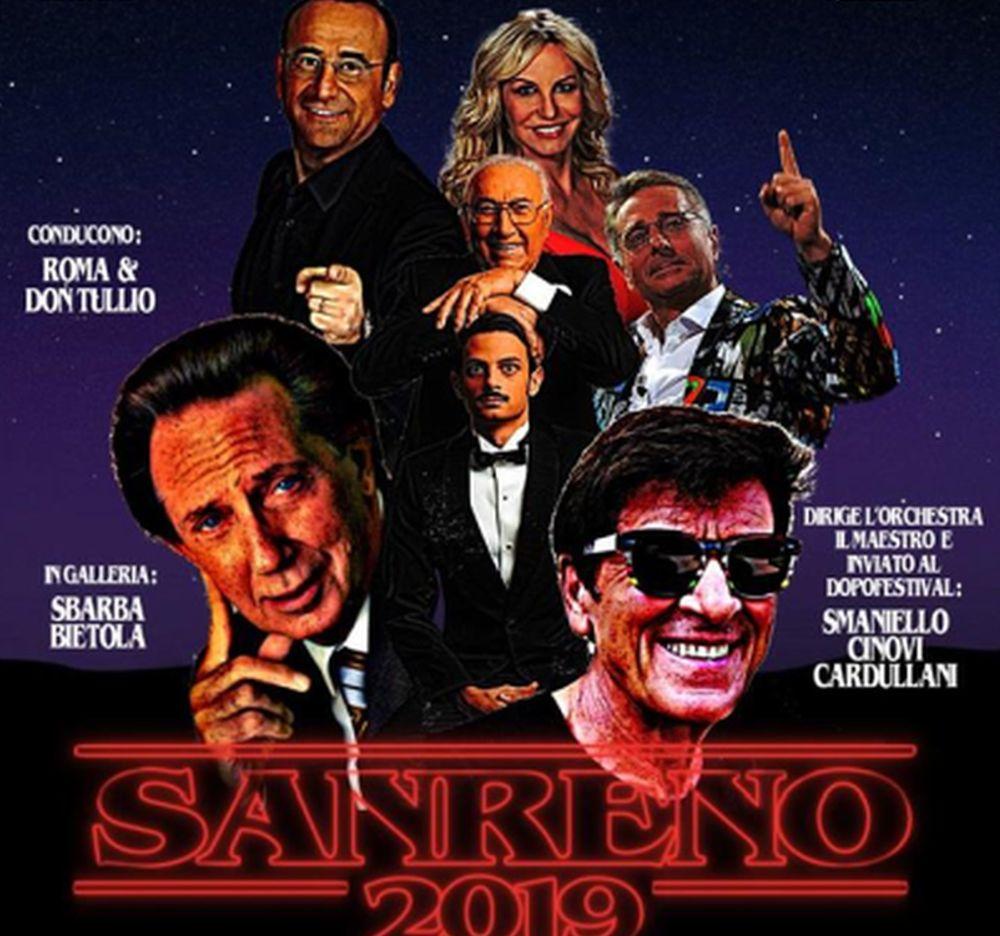 Wake Up! // Sanremo – sabato 9 febbraio