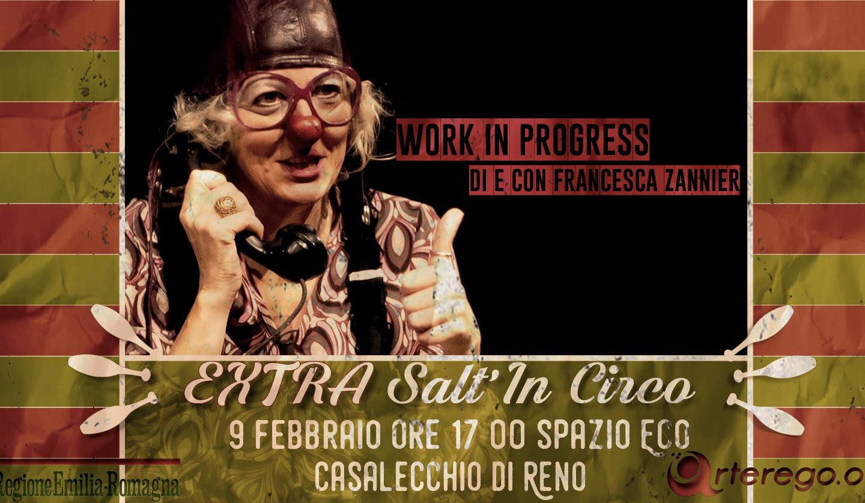 EXTRA Salt'In Circo – Work in progress