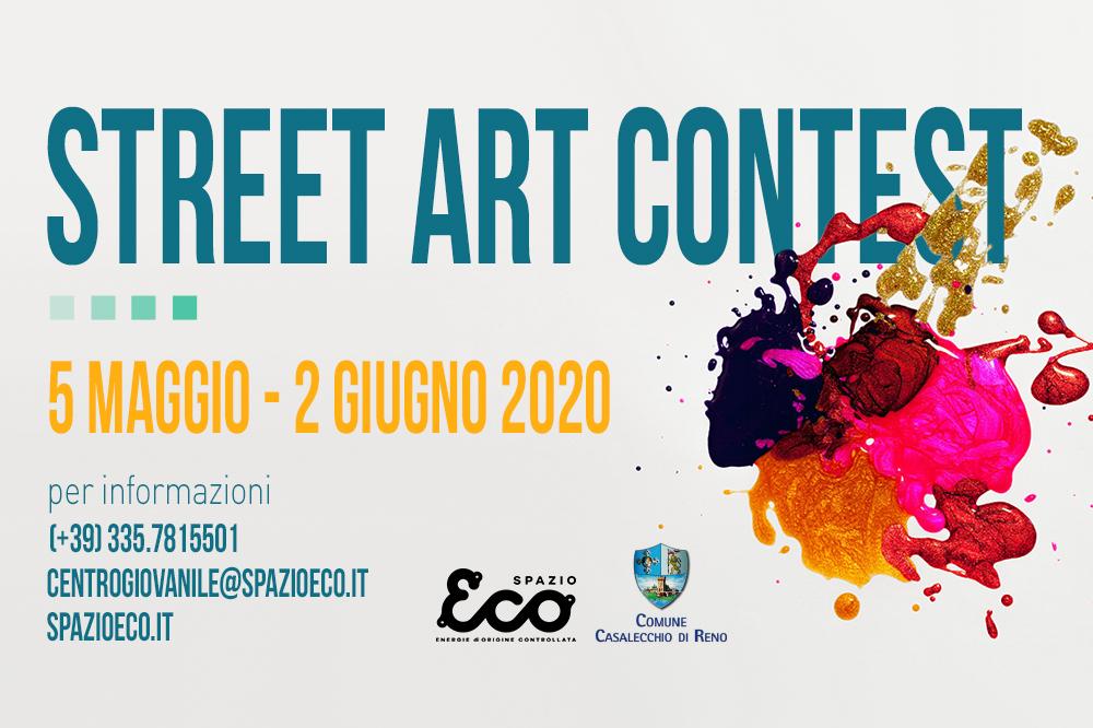 Street art contest, un nuovo concorso a cura di Spazio Eco