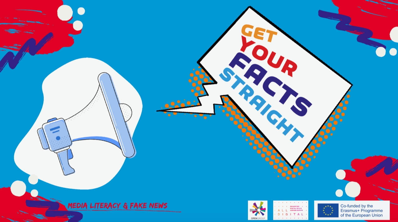 Get your facts straight – corso gratuito