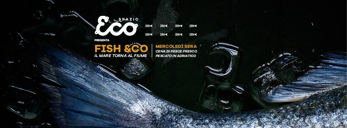 Anche a settembre torna il mercoledì di pesce Fish &co!