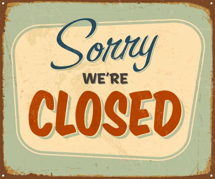 //info di servizio// Spazio Eco chiuso sabato 10 dicembre