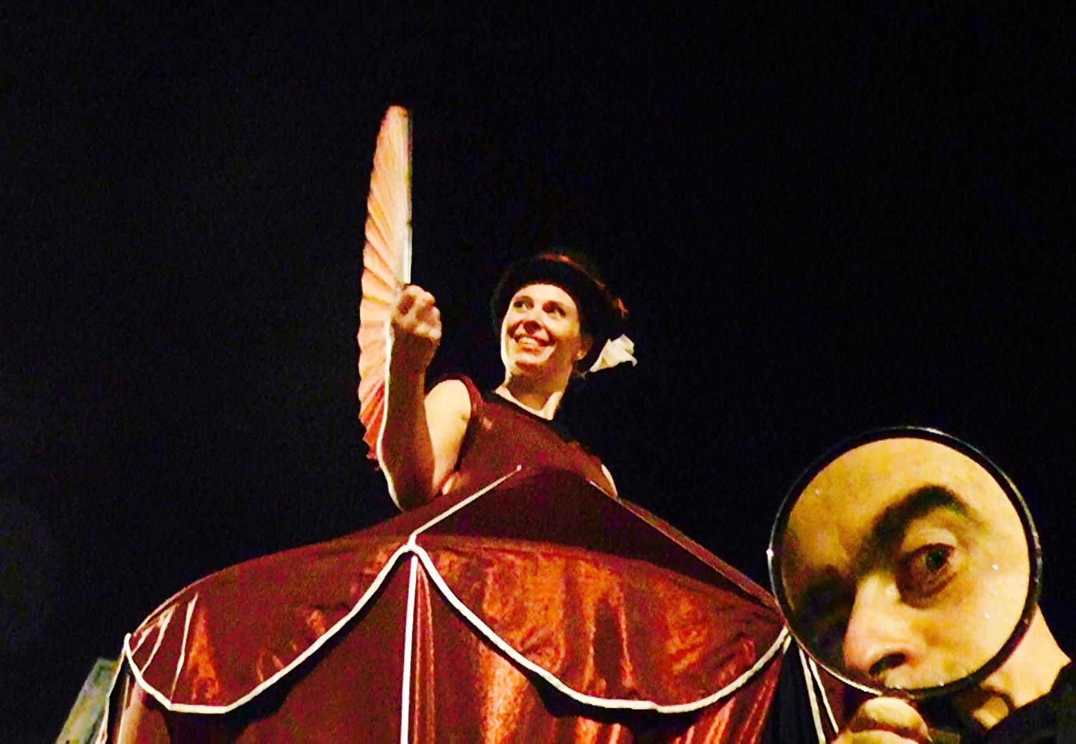 Salt'in circo | compagnia Lannutti & Corbo
