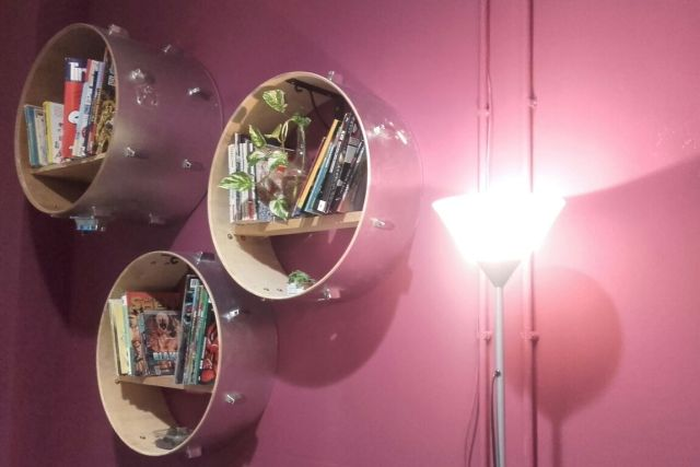 laboratorio riciclo
