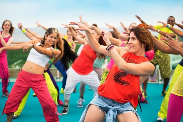 Riprendono le lezioni di fitness nel Giardino di Spazio Eco