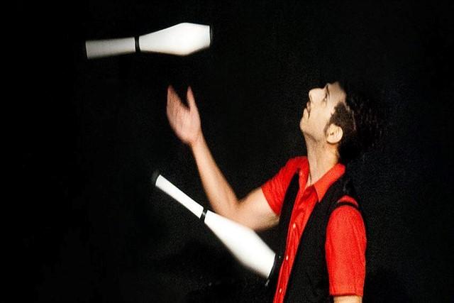Salt'In Circo Cabaret Show