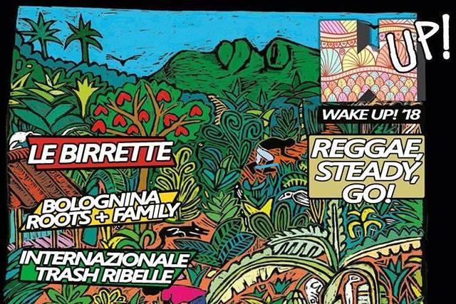 Wake Up! Reggae, Steady, Go! // Apertura Di Stagione