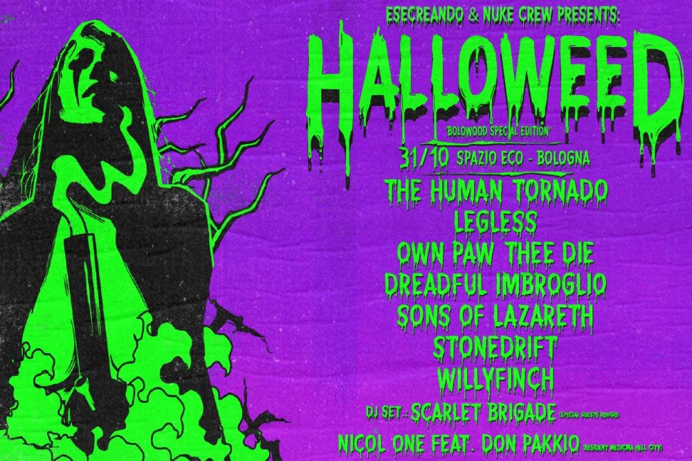Halloweed party (bolowood edition)